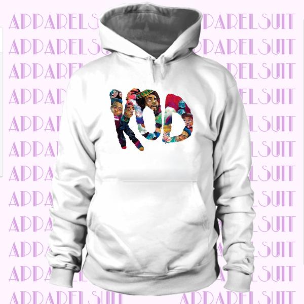 Unisex KOD Hoodie - Hip-hop - Pullover - Sweatshirt Rap - J Cole Hood - Hoody Trends