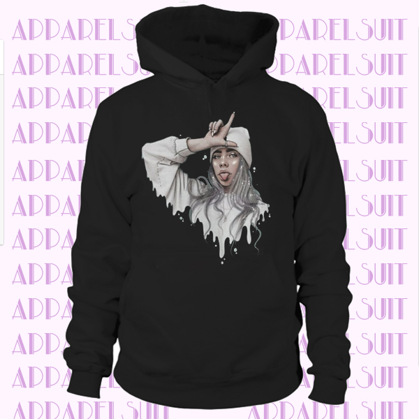 Billie Eilish Loser Hoodie Billie Eilish Fan Billie Eilish Sweatshirt Billie Eilish Hoodie Billie Eilish Unisex