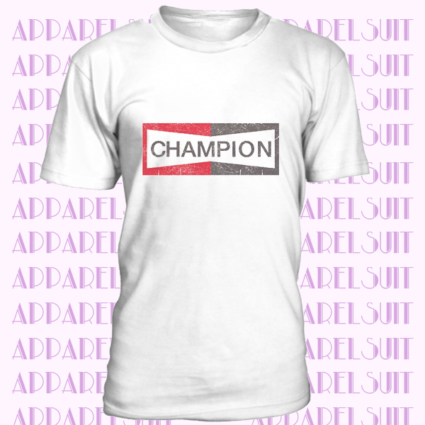Champion Tee Shirt Once Upon A Time In Hollywood Brad Pitt Cool Gift T-shirt