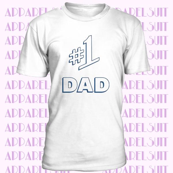 1-Dad-T-shirt