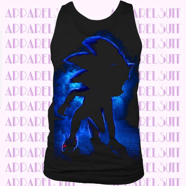 3D Print Sonic Cartoon Hedgehog
