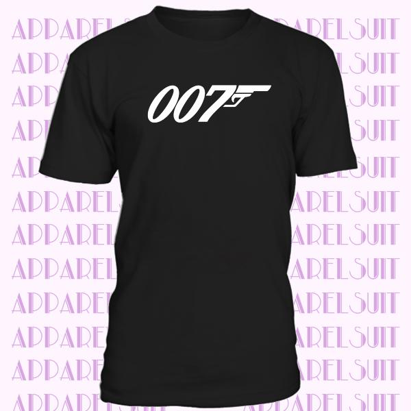 007 JAMES BOND BRITISH AGENT