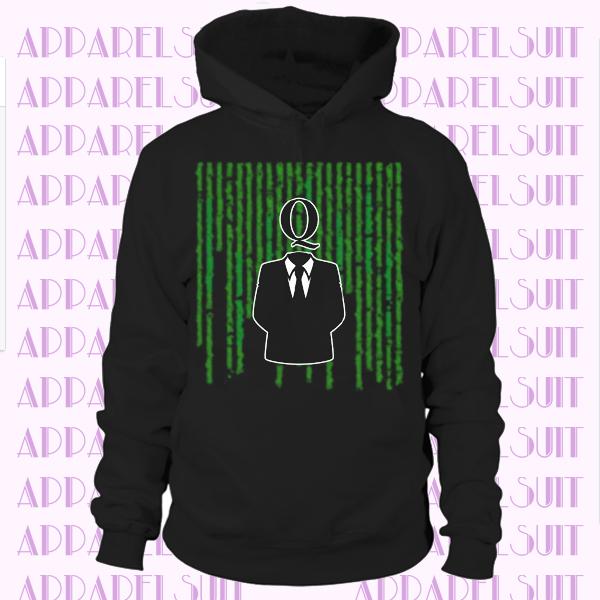Agent Q Muscle Shirt Hacker Green Code The Great Awakening