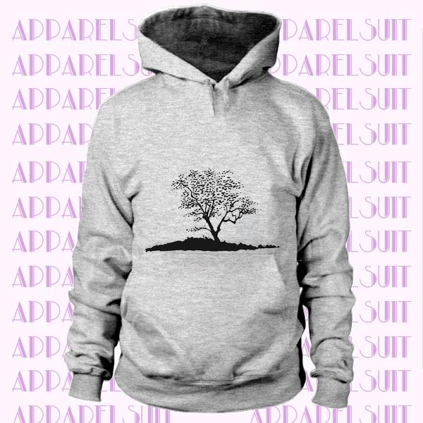 'Beautiful Tree Hoodie