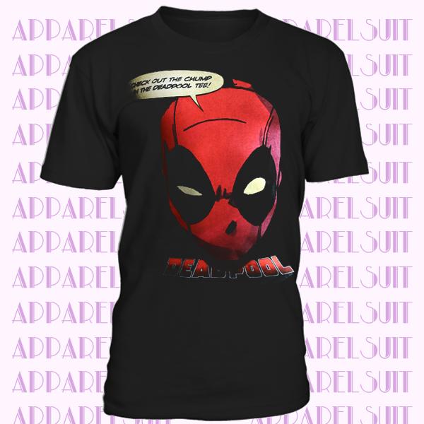 Deadpool Chump T-shirt